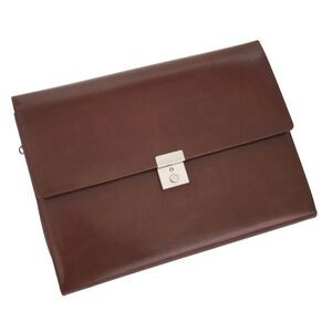 Aristo Leather Padfolio File Organizer