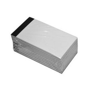 Refill Pack of 10 White Note Pads for ROYCE Note Jotters
