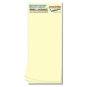 Paper Note Pad 3 1/2 x 8 1/2, 50 pages 4CP