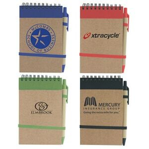 Eco Spiral Notebook