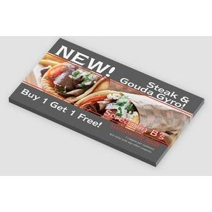 "Custom Printed Post-it® Notes (5""x2 7/8"") 50 Sheets/ 4 Color"