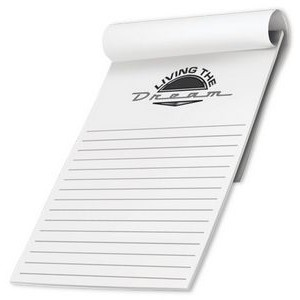 "Economy/Black Imprint Variable Data Scratch Pad (3 3/8""x5 1/2"")"